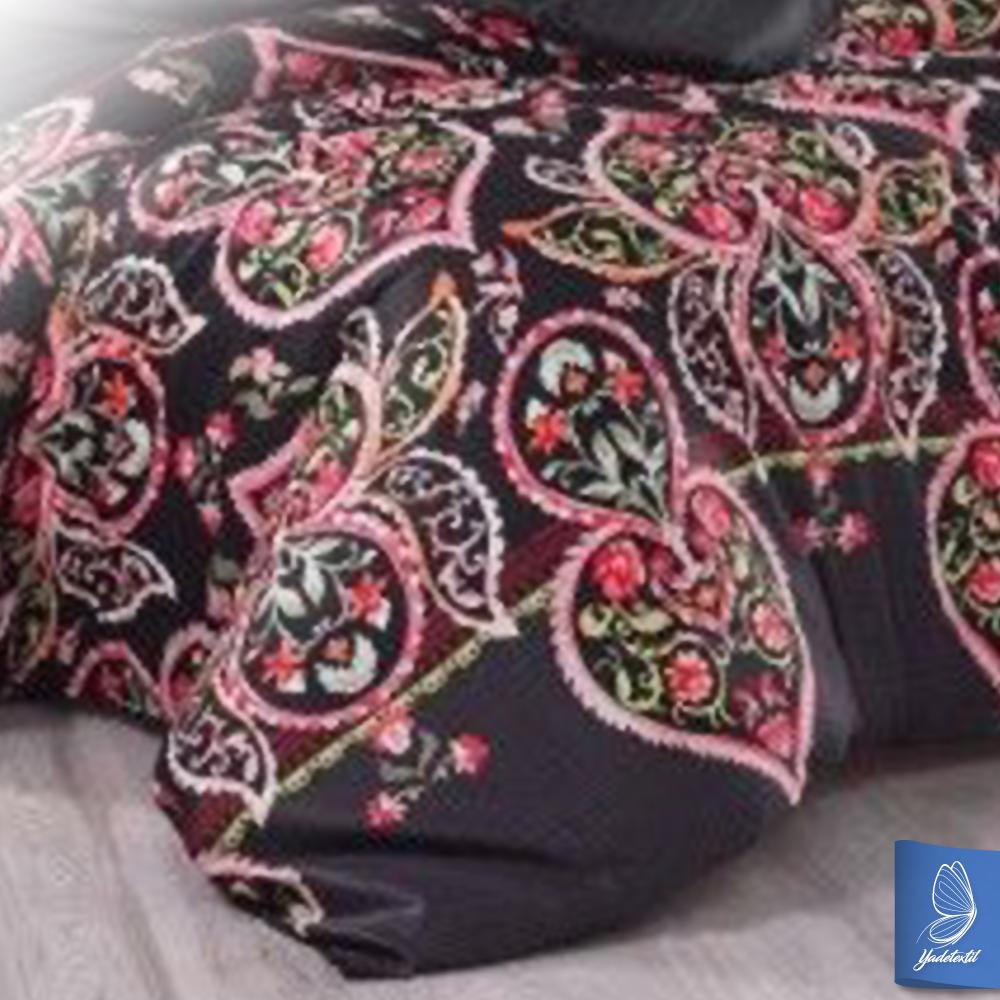 bettw sche 240x220 baumwolle satin jada 5 tlg set 8699096417254 ebay. Black Bedroom Furniture Sets. Home Design Ideas